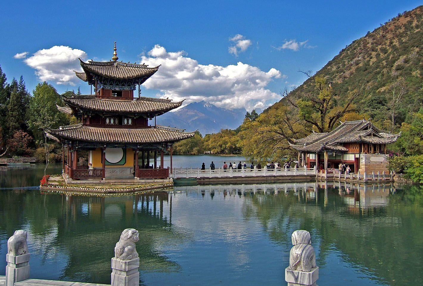 Почему китай город назвали китай
